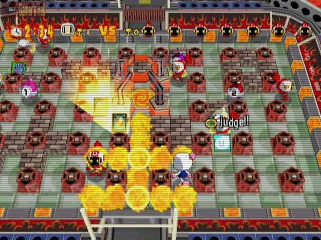 Bomberman Online Img 02
